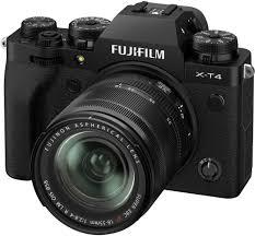 Обзор беззеркальной камеры <b>Fujifilm X</b>-<b>T4</b>