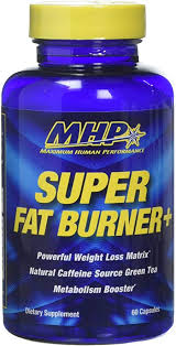 MHP <b>Super Fat Burner Plus</b> Capsules, 60-Count: Amazon.co.uk ...