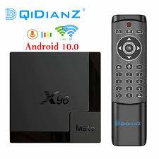 <b>H50 TV Box Android</b> 10 4GB 32GB 64GB 4K HD Media Player smart ...