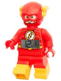 <b>Будильник LEGO DC</b> Comics Super Heroes, минифигура The ...