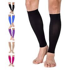 TOFLY <b>Calf Compression Sleeve</b>, <b>1 Pair</b>, Leg <b>Compression</b> Socks ...