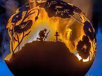 огненный шар: лучшие изображения (12) | Уличные камины ...