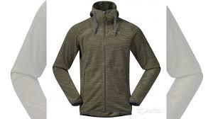 <b>Куртка Bergans Hareid</b> мужская флисовая, Seaweed Me купить в ...