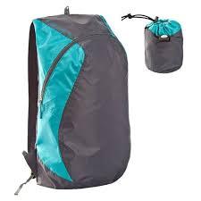 <b>Складной рюкзак Wick бирюзовый</b> купить в интернет магазине