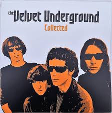 The <b>Velvet Underground</b> - <b>Collected</b> (2017, Banana Peel Yellow ...