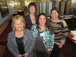 ovbpw wine and shoe event news sports jobs the fancy footwork members of the ohio valley business and professional women are engaged in some