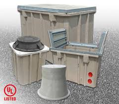 <b>PC</b> Vault & Manhole Assemblies | Armorcast Products