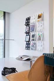 magazine rack wall mount:  cheap wall mounted magazine rack