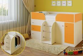 <b>кровать</b>-<b>чердак Астра</b>-<b>5</b> - <b>РВ</b>-<b>мебель</b>