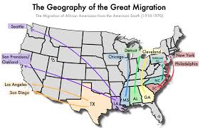 the great migration the african american exodus from the south