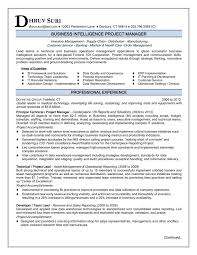 cover letter  sample resumes for project managers list of project    certified resume writer and career coach sample printable design