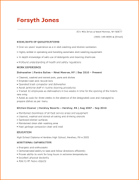 resume for line cook prep example sample doc format experience resume for line cook prep example sample doc format experience dishwasher resume sample examples for cover