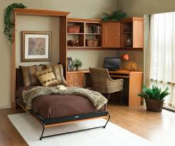 special twin girls teenage bed design inspiration shows pleasurable hidden wall alluring murphy bed desk