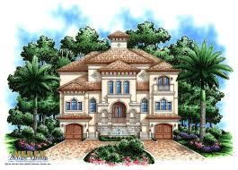 Key West House Plans   Weber Design GroupCasa Bella II House Plan Key West House Plans