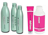 Hair perms products