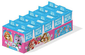 <b>Мармелад Sweet</b> BOX с <b>игрушкой</b>, 10 г - купить по цене 144 руб. в ...
