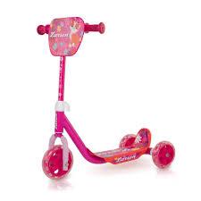 <b>Самокат Larsen Girl</b> (<b>GS-002A-RB</b>) - 245716 | детский транспорт с ...