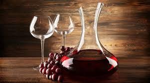 Гид по бокалам <b>Riedel</b> :: Как выбрать <b>декантер Riedel</b> для вина?