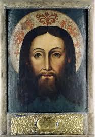 Obraz Jezusa Chrystusa. Obraz Jezusa Chrystusa, Sanktuarium Przemienienia Pańskiego - obraz