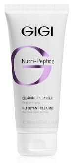 <b>Gigi гель</b> пептидный <b>очищающий</b> Nutri-p... — купить по выгодной ...