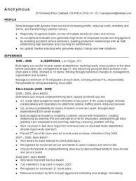 Letter example, Retail stores and Cover letter example on Pinterest