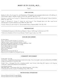 Consultant Medical Doctor Resume Example Resume Resource