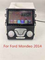 9 inch Car DVD Player North American version For <b>Ford Mondeo</b> ...