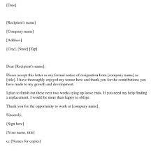 standard resignation letter template informatin for letter draft resignation letters how write a resignation letter how to