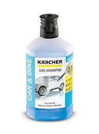 Автомобильный <b>шампунь 3 в 1</b>, 1 л, Karcher | 6.295-750.0 ...
