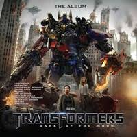 Soundtrack : <b>Transformers</b>: <b>Dark</b> of the Moon -brown vinyl- - Record ...