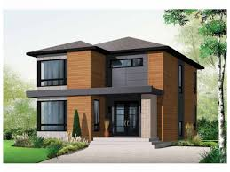 Two Storey Modern HouseCogent Home Plan House No    CH DHSW