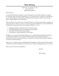 construction cover letter template construction cover letter