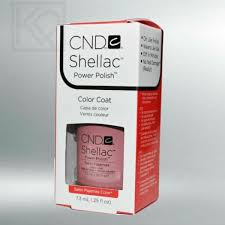 <b>CND Shellac</b> GEL Polish <b>Intimates</b> Collection <b>Satin</b> Pajamas - .25 FL ...