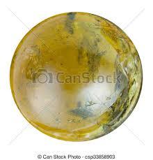 Round bead from <b>green</b> tourmaline <b>natural mineral gem</b> stone ...