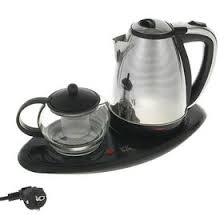 УЦЕНКА Набор чайный Irit IR-1502, <b>чайник</b> 1.5 <b>л</b> + <b>заварочный</b> ...