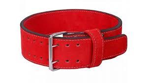 <b>Пояс Harper Gym</b> JE 2633 R Leather XS Red 361 327 - Чижик