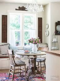 cottage kitchen living room sweet