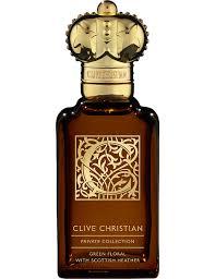 <b>CLIVE CHRISTIAN</b> - <b>C Green</b> Floral Feminine eau de parfum 50ml ...