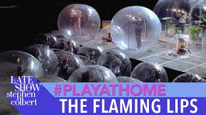 "The <b>Flaming Lips</b> ""Race For The Prize"" - Late Show #PlayAtHome ..."