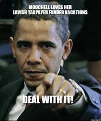 moochell-loves-her-lavish-taxpayer-funded-vacations-deal-with-it-thumb.jpg via Relatably.com
