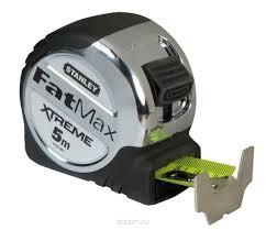 """<b>Рулетка Stanley</b> """"<b>Fatmax</b>"""", цвет: серый, 5 м х 32 мм — купить в ..."""