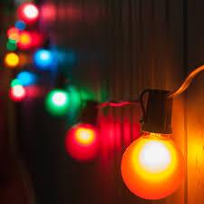 commercial grade patio string lights