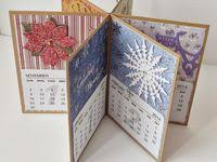 Handmade calendars | 90+ ideas on Pinterest | mini calendars ...