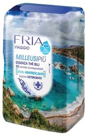 <b>Влажные салфетки FRIA</b> Travel освежающие — купить по ...