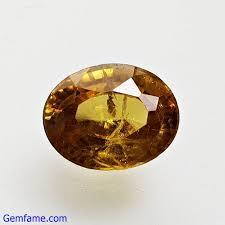 Sphene <b>1.37</b>ct 7.69×6.07×3.89mm <b>Natural Gemstone</b> Sri Lanka