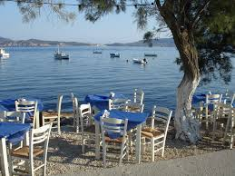 Image result for greek island taverna