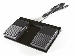 Аксессуары Scythe USB <b>педали Scythe USB Foot</b> Switch - Double II