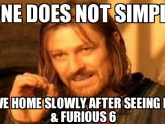Fast And Furious Meme | WeKnowMemes via Relatably.com