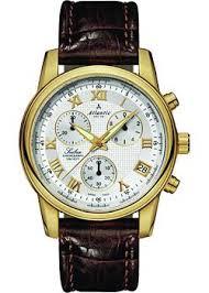 <b>Часы Atlantic 64450.45.28</b> - купить мужские наручные <b>часы</b> в ...