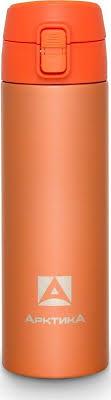 """<b>Термос</b>-<b>сититерм</b> """"<b>Арктика</b>"""", вакуумный, цвет: оранжевый, <b>500 мл</b> ..."""